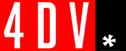 4DV marketing logo